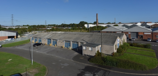 West Chirton (South) Industrial Estate  - Industrial Unit To Let- West Chirton Industrial Estate, North Shield